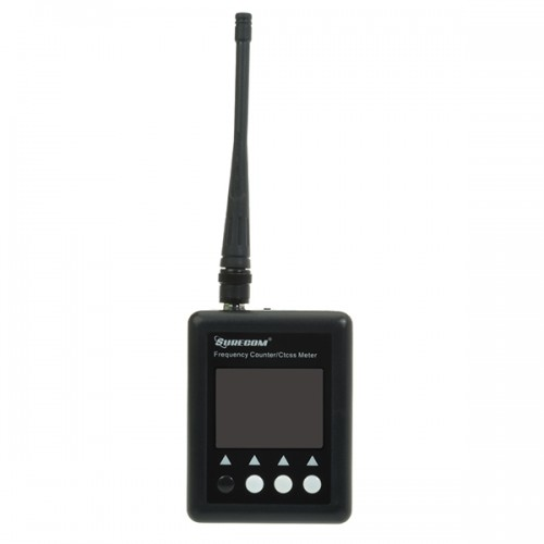SURECOM SF401 Plus Portable Frequency Counter 27Mhz-3000Mhz Radio Frequency Counter Meter