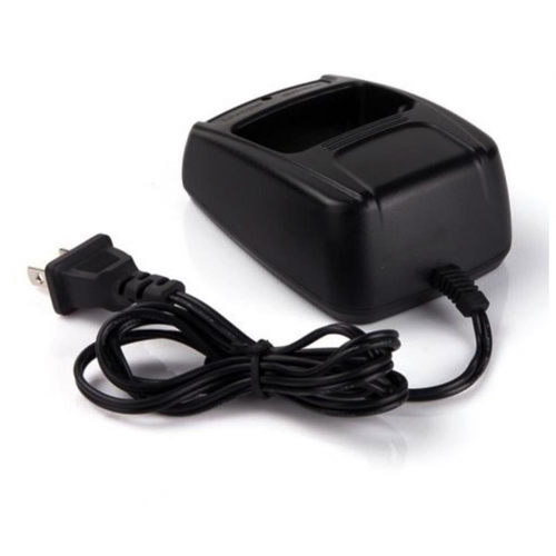 Red-Fire Radio Walkie-Talkie Desktop Battery Charger Base Compatible with Baofeng BF-888S BF-777S BF-666S Two Way Radio